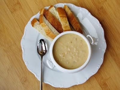 slow cooker cheddar fondue soup