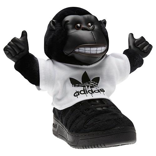 adidas Jeremy Scott Gorilla Shoes