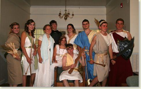 Greek Gods Goddesses Aphrodite Ares For Couple