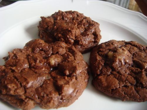 Chocolate Toffee Cookies | Recipes | Pinterest