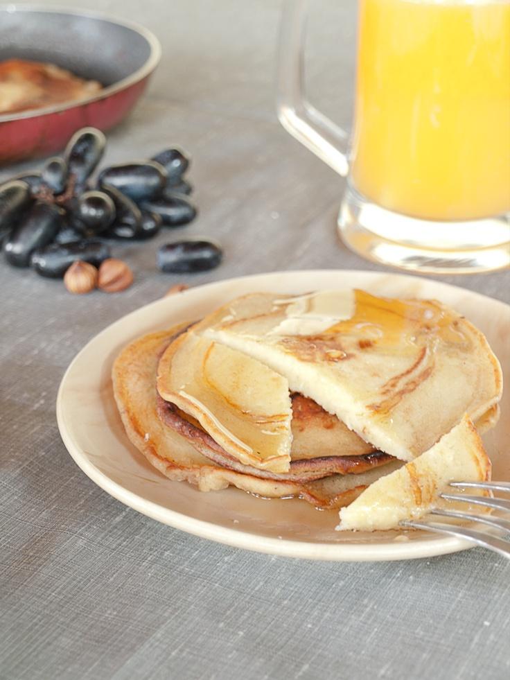 Paneer Indian Cottage Cheese Pancake | Recipe