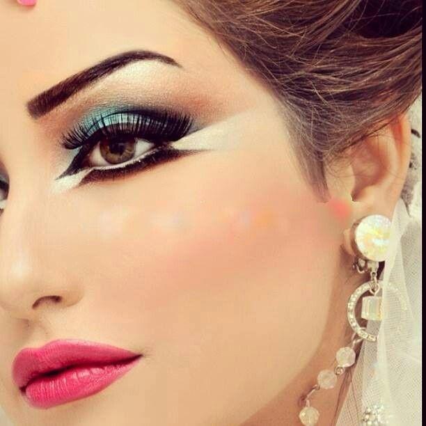 arabic makeup makeup inspiration pinterest