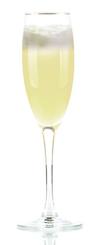 other sparkling wine. Muddle pineapple, ginger and sugar in a cocktail ...