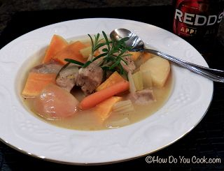 Autumn Pork and Apple Stew. Christi.....will be making this again ...