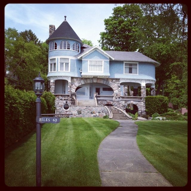 Pin by suki brown on home pinterest for Cottage builders in michigan