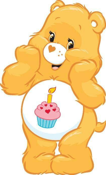 birthday bear care bear care bears pinterest