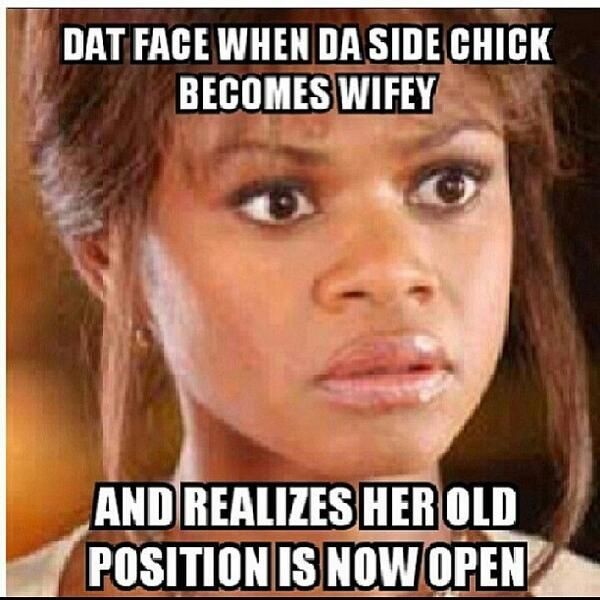 Funny Side Chick Quotes. QuotesGram