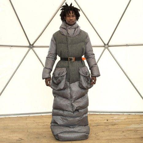 jacket/sleeping bag | Outerwear