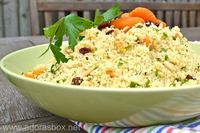 Pin by Martina G on Recipes to Try - COUSCOUS | Pinterest