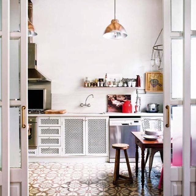 Moroccan Kitchen Floor Tiles: Moroccan Tiles Kitchen