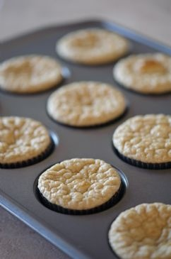 Banana Bread Protein Muffins - 65 calories and 8 gms protein per ...