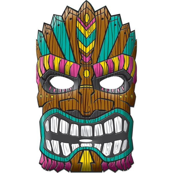 Remarkable image with regard to tiki mask printable