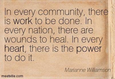 inspirational quotes community service quotesgram