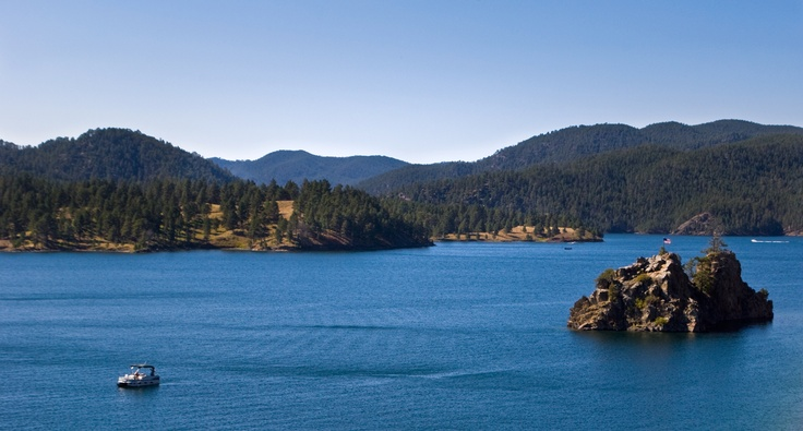 Pactola reservoir best of the black hills pinterest for Pactola lake cabins