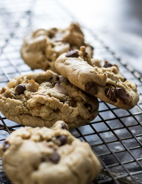 Brown Butter Chocolate Chip Cookies! Because what in the world could ...