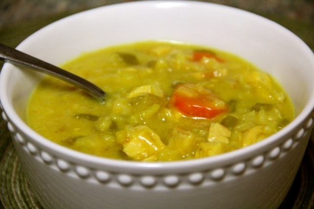 Chicken Apple Mulligatawny Soup | Recipe