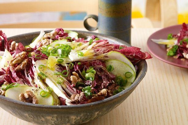 Apple, walnut and radicchio salad | Food and drinks, oh yeah!! | Pint ...