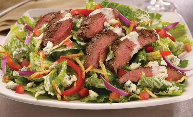 Hanger Steak Salad Recipes — Dishmaps