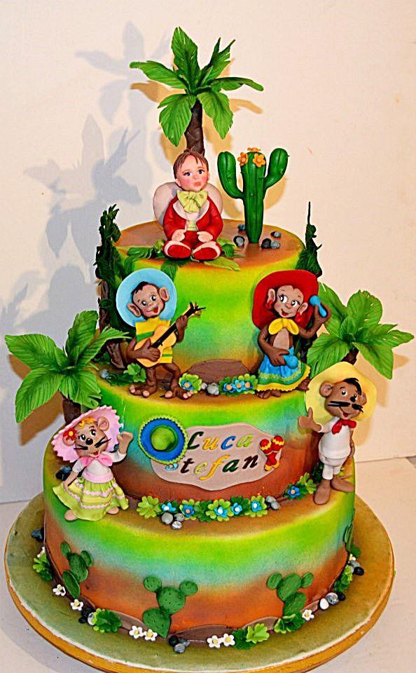 Mexico Cake
