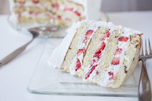 chambord cake