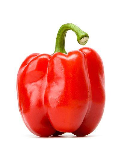 Red Bell Pepper | Fresh Produce | Pinterest