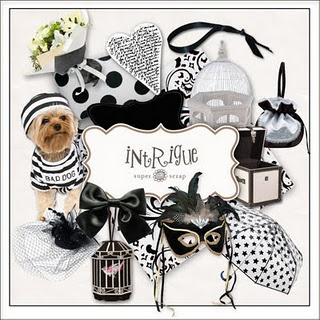 Black and white freebies