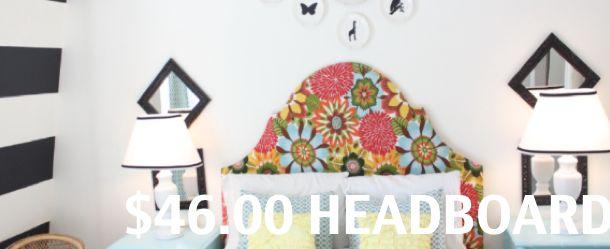 67 Diy Fabric Headboards Diy Upholstered Headboard With Nailhead Diy