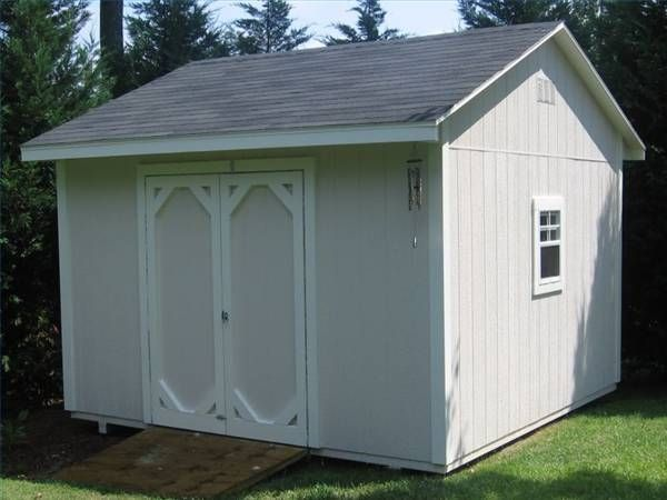 How to Build a 12X12 Storage Shed