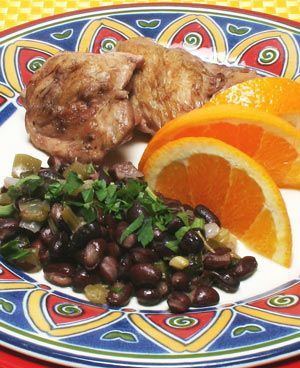 Brazilian Chicken and Black Bean Stew | Now We're Cooking | Pinterest