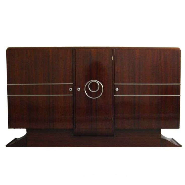 art deco sideboard furniture pinterest. Black Bedroom Furniture Sets. Home Design Ideas
