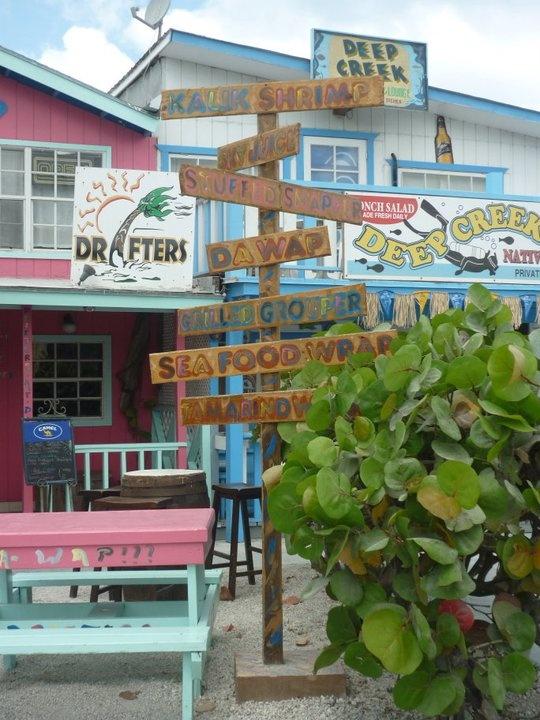 Nassau fish fry ormond beach fl bahamas vaca pinterest for Fish fry nassau