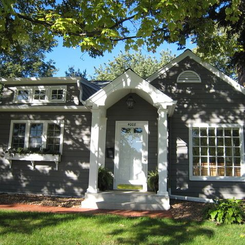 Gauntlet Gray Sherwin Williams House Paint Pinterest
