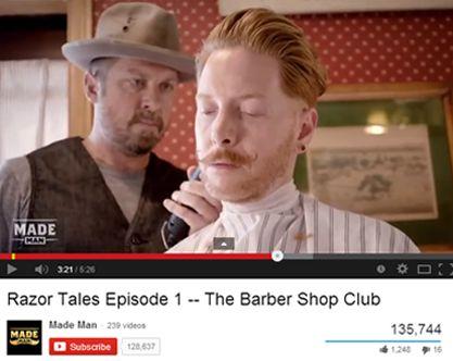 Barber Hashtags : Razor Tales -- The Barber Shop Club