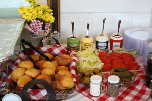 Baby Shower Bbq Food ~ Baby shower food ideas bbq