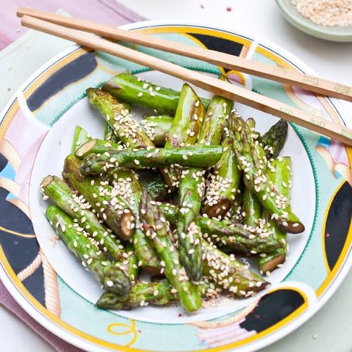 asparagus stir fry | cook it | Pinterest