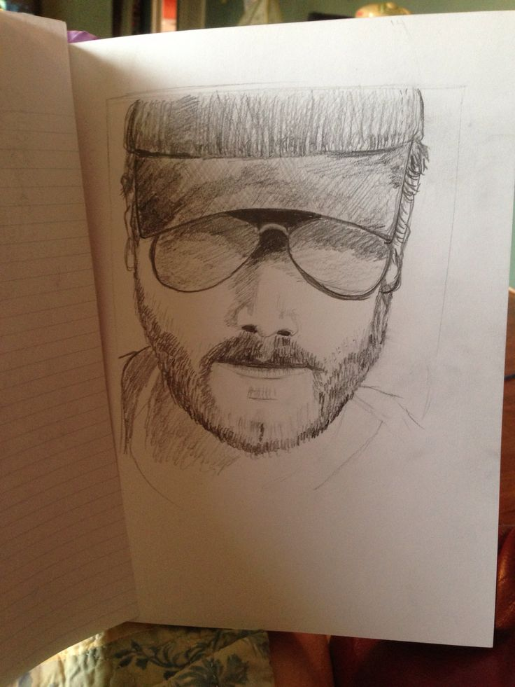 Eric church learning to draw pencil drawings pinterest