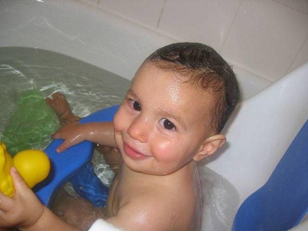 Baño De Ninos Medidas:10 medidas de seguridad para el baño del bebé