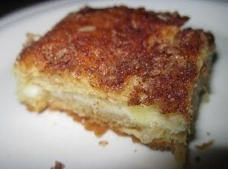 Cream Cheese Pecan Croissant Squares | Food - Pudding, Pie, Cream | P ...