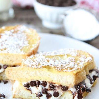 Cannoli Stuffed French Toast   Waffles/Pancakes/Toast/Others   Pinter ...