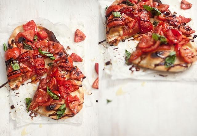 Tomato bruschetta | Food Photography | Pinterest