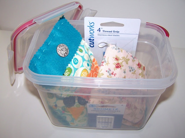 Quilt Taffy: Sewing Kit