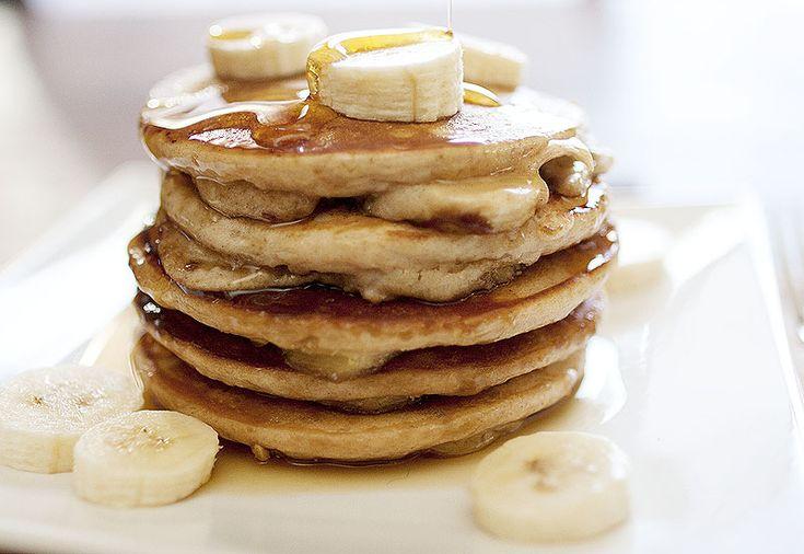 Bananas Foster Pancakes | Bananas Foster | Pinterest