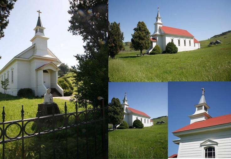 St-Marys-Church-in-Nicasio, CA