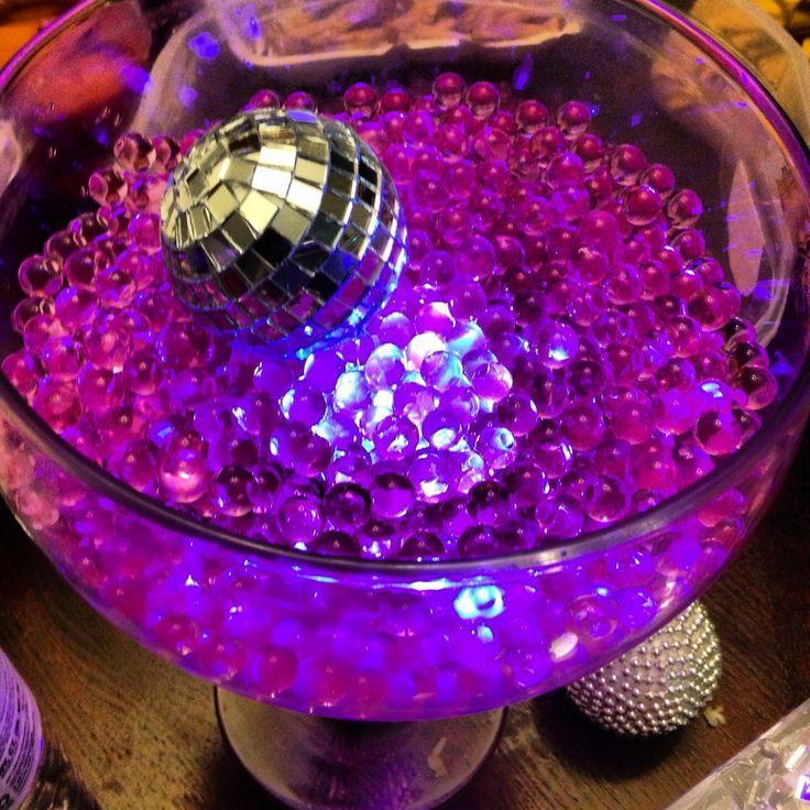 40th bday party disco theme | Kids Party Ideas | Pinterest