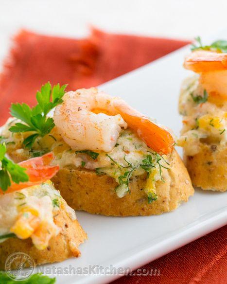 Crispy, Cheesy Party Sandwiches Recipe — Dishmaps