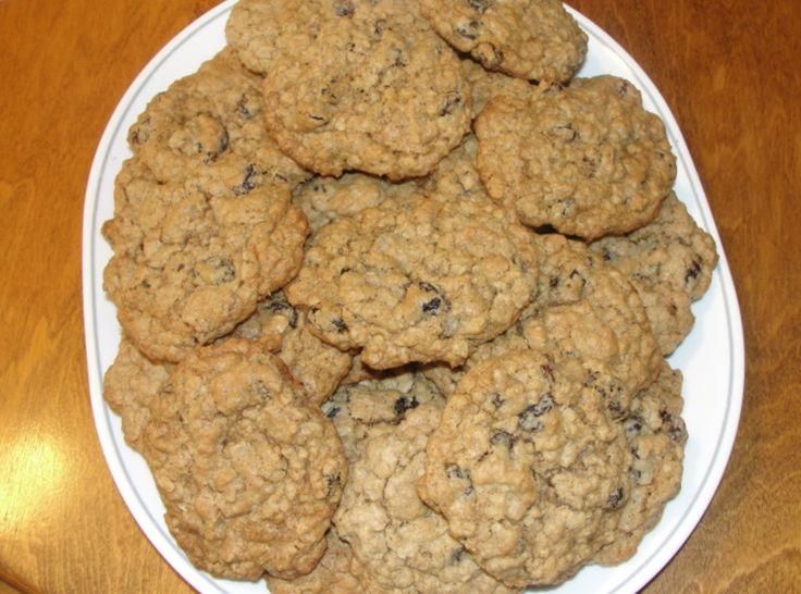 Grandma Whites Raisen Oatmeal Cookies | Foodie inspiration | Pinterest