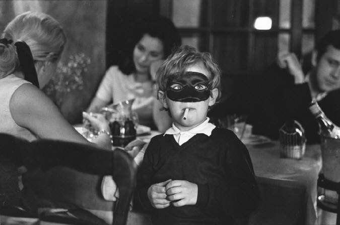Elliott Erwitt Masked Pinterest