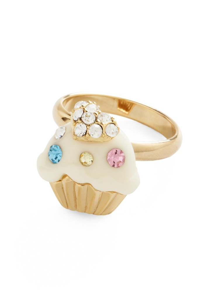 """""""Treat Yourself Right"""" ring from @ModCloth"""