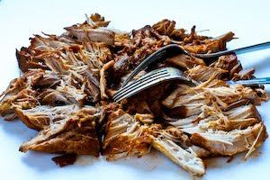 Slow Cooker Recipe for Pulled Pork with Low-Sugar Barbecue Sauce from ...