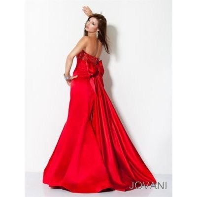 FROM JOVANI - 2012 STYLE # 3447 ***IF YOU SEE IT LESS ELSEWHERE ...
